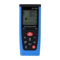 area track - 100m Laser Rangefinders Digital Handheld Laser Distance Meter Range Finder Measure Diastimeter Area Volume Tool order lt no track
