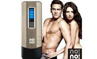 Cheap Hot New NoNo Pro 5 Levels nono hair pro5 man Women's Smart Hair Epilators Professional no no Hair Removal nonohair catcher