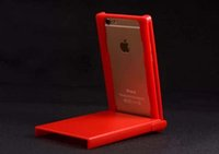 apple tricks - Nunchakus Cell Phone Case Trick Cover Stand Holder Shell with Card Slot For iPhone s plus