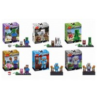 world of products - odels Building Toy Blocks Freeshipping set new product building blocks I m afraid of small white world zombie coolie Ste