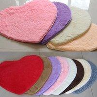 Wholesale 50 cm Non slip Bedroom Floor Mat Fluffy Soft Plush Area Rug Dining Room Carpet