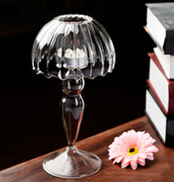 Wholesale Fashional Design and High Quality Dome Shaped Porcelain Tea Light Candle Holder with Breadth cm x Height cm