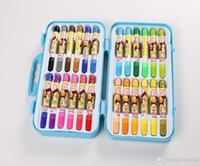 Wholesale New Children s painting special color washable seal of watercolors Free DHL