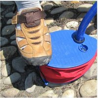 Wholesale Brand New Air Step Inflation Foot Pump Inflator For Air Beds Lilo Pool Boat