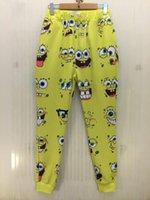 animated pants - Mikeal Men Women Fashion Casual D pant Animated characters printed cartoon long trousers for women Size S XL p19