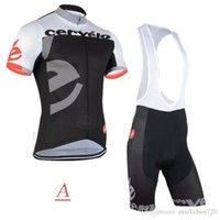Wholesale 2015 new cervelo Cycling Jerseys Autumn winter Thermal Fleece none Fleece Quick Dry long sleeves Cycling jerseys bib pants
