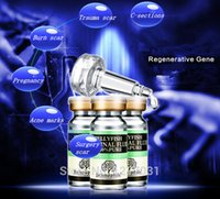 Wholesale Authentic Jellyfish Extract Scar Repair Healing liquid Serum Anti aging Acne Marks Remove Toner Whitening Pregnancy Fading A2