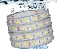 bathroom strips - 5M RGB LED Strip IP68 Waterproof V LED M Use Underwater for Swimming Pool Fish Tank Bathroom Outdoor With keys Remote Contorller