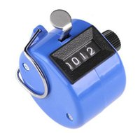 Wholesale 1200pcs Golf Handheld Manual Digit Number Tally Counter