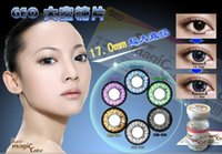 geo lens - GEO Large Honey Contact lenses Minimum pair Colored contact lenses Cosplay contact lenses PP package Produced by Korea factory BY DHL