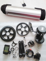 Wholesale 48v w fun bafang motor crank kits v ah water kettle bottle Samsung battery C961 LCD BBS New for the controller