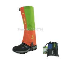 Wholesale Sundick Mountaineering Gaiters Waterproof Snow Gaiters Breathable Camping Gaiters SD XT01
