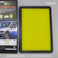 Wholesale case for Mazda M6 Core wing style horses Rui wing dedicated high flow style filter