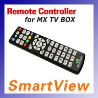 Wholesale 1pc remote control for Amlogic mx tv box and android tv box remote control A0021