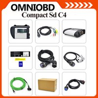 best sd - Best Quality SD Connect C4 Star Compact C4 with WIFI Professional Multi languages Diagnostic Tool DHL