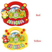 Wholesale Stylish Funny Baby Kid Musical Educational Animal Farm Piano Music Toy Developmental