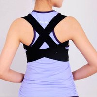 Wholesale Medical shoulder belt correction with posture correct shoulder fixed support and brace for correct bad posture