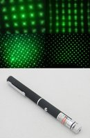 Wholesale car nm mW Green Ray Green Laser Pointer Pen New in Star Cap for Party Job