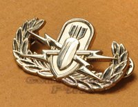 aluminum disposal - 2016 Limited Militaire Medailles Us Multi service Primary Explosive Ordnance Disposal Eod Metal Skills Chapter Badge Silver
