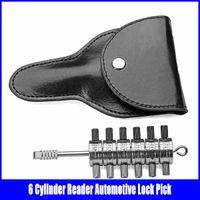 automotive locksmith supplies - HUk car lock pick Cylinder Reader Automotive Lock Pick Tools Locksmith Tools professional locksmith supplies