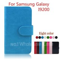 Cheap For Samsung Galaxy Mega 6.3 I9200 I9205 Best PU Leather