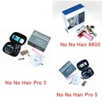 Wholesale 2016 Pro5 Levels Smart Women s Hair Epilator Professional Hair Removal Device for Face and Body DHL
