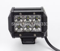 Wholesale 10pcs off road SUV inch cree W led work light W cree led light bar led tractor work lights atv offroad cree driving light