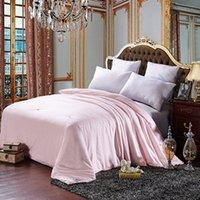 antibacterial textiles - Mulberry Silk Comforter for Winter cm cm kgs Duvet Blanket Quilt Bedding Home textile pink beige antibacterial