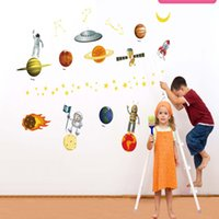 animal planet kids - Wall stickers home decoration Manufacturers home decoration world children s room wall stickers JM8351 planet from outer space ca