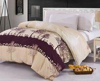 Wholesale luxury brand funda nordica logo edredon cotton fashion super soft breathable Special offer king duvet cover