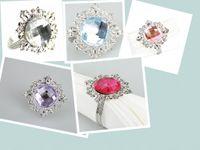 Cheap Napkin rings Best wedding napkin ring