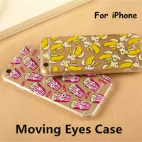 Cheap Moving Eye Case Best soft Plastic PTU case