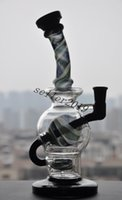 american smoking - Unique Design American color Glass Ball Rig Glass Water Bongs inch Fabrge Egg Smoking Bong Oil Rigs Bowl Banger Two Function Hookahs