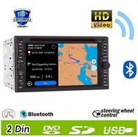 car dvd player gps and bluetooth - 2014 Latest Hot Model Inch Double DIN In Dash car DVD Player LCD Monitor with DVD CD MP3 USB SD AMFM RDS Bluetooth and GPS Navigation