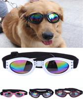 Wholesale Fashion Dog Protection Goggles UV Sunglasses Pet Dog Sunglasses Dog Eye Wear Pet Supplies Drop Shipping