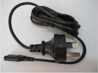 australian power cable - 1 M SAA Australian two flat plug cable X075 copper plug Australian power cable