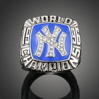 Wholesale 1996 New York Major League Baseball Yankees sale replica championship rings fashion men jewelry STR0