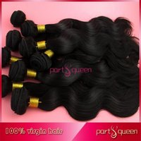 Cheap Queen Hair Products Brazilian Virgin Hair Brazilian body wave human hair extension with lace closure silk base closure or not