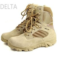 Wholesale 7 quot Delta Tactical Boots Military Desert Combat Boots Summer Breathable Boots