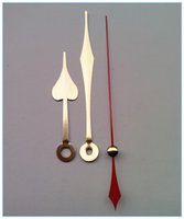 Wholesale MM Shaft MM Screw Thread Sweep No Tic Clock Movements Kits For DIY