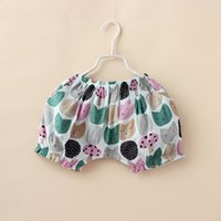 Wholesale new summer Princess Children Baby Girls Party princess with flower floral shorts pants YY