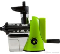 Wholesale Household Healthy Environmentally Manual Slow Orange Juicer Extractor Eletrodomestico De Cozinha Factory A3