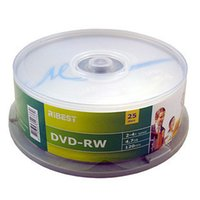 Wholesale GB High Quality Dual layer Recordable Blank DVD R W Support DVD DVD DVD all format ot