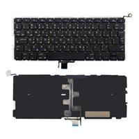 00041959 apple keyboard test - Original Tested Replacement Parts Original Keyboard with Backlit Arabic Layout For Apple Unibody Macbook Pro A1278 Mid to Mid