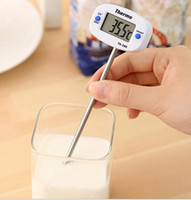 bbq sale - Hot Sale Probe Thermometer Instant Digital LCD for Food BBQ Meat Chocolate Oven Cooking