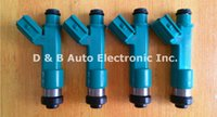 Wholesale Brand New Toyota Camry ACV40 Denso Fuel Injectors For Retail