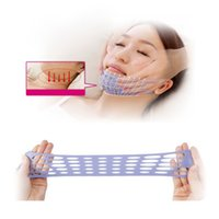 band aid brands - Hot Marketing Facial Slimming Bandage Skin Care Belt Shape And Lift Reduce Double Chin Face Mask Face Thining Band brand new