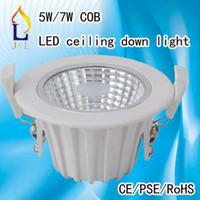 Wholesale 5w w wTZD series LED panel ceiling down light COB indoor lighting price
