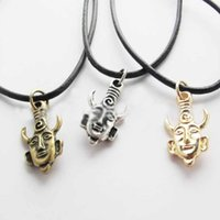 amulet sweater - Free DHL New Unique Design Supernatural Inspired Dean s Amulet Dean Winchester Pendant Necklace girls And Boys Sweater Necklace ZJ N42