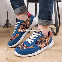 Wholesale New arrival fashion men sneakers shoes high quality designer outdoor running shoes causal sport shoes